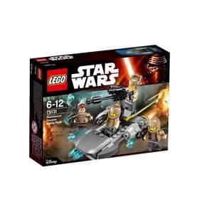 Stavebnica Lego® Star Wars TM 75131 Bitevní balíček Odporu