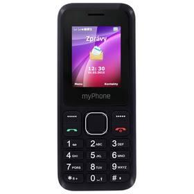 myPhone 3300 Dual SIM (TELMY3300BK) černý