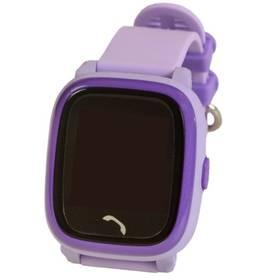 Helmer LK 704 dětské s GPS lokátorem (Helmer LK 704 V) fialový