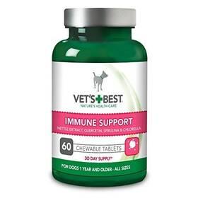 Vet´s Best Žvýkací tablety na imunitu 60 tab.