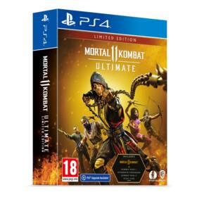 Ostatní PlayStation 4 Mortal Kombat XI Ultimate Steelbook (5051890324979)