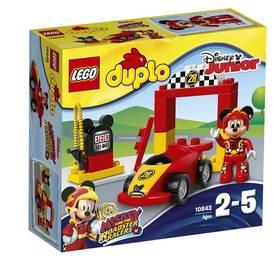 LEGO® DUPLO DISNEY TM 10843 Mickeyho závodní auto