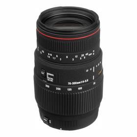 Sigma 70-300/4-5.6 APO DG MACRO Canon černý + Doprava zdarma
