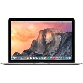 Notebook Apple MacBook 12 Retina - space gray (MJY32CZ/A)