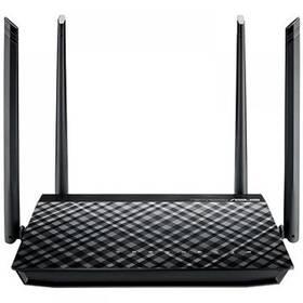 Router Asus RT-AC1200GU (90IG02P1-BO3100) černý (vrácené zboží 8800315828)