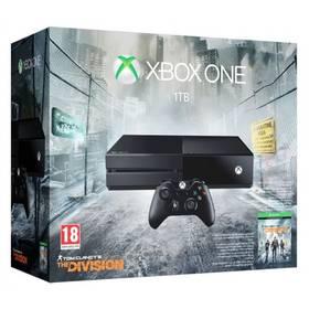 Microsoft Xbox One 1TB + hra Tom Clancy's The Division (MSOH00038) + Doprava zdarma