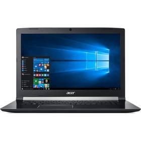 Acer Aspire 7 (A717-71G-56W7) (NX.GPGEC.003) černý Software Microsoft Office 365 pro jednotlivce CZ ESD licence (zdarma)Monitorovací software Pinya Guard - licence na 6 měsíců (zdarma) + Doprava zdarma