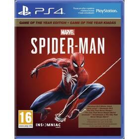 Sony PlayStation 4 Marvel's Spider-Man GOTY (PS719958208)