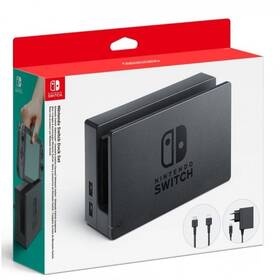 Set dokovací stanice Nintendo