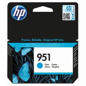 HP 951, 700 stran (CN050AE) modrá