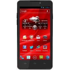 Mobilný telefón Prestigio MultiPhone 4505 Duo (PAP4505DUO) čierny (vrátený tovar 4310005618)