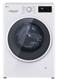 LG F72U2HDM0N bílá + K nákupu poukaz v hodnotě 3 000 Kč na další nákup + Doprava zdarma