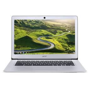 Acer Chromebook 14 (CB3-431-C51Q) (NX.GC2EC.002) stříbrný Monitorovací software Pinya Guard - licence na 6 měsíců (zdarma)Software F-Secure SAFE 6 měsíců pro 3 zařízení (zdarma) + Doprava zdarma