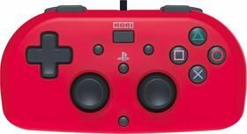 HORI HoriPad Mini pro PS4 (ACP431123) červený + Doprava zdarma