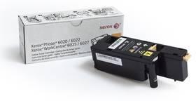 Xerox 106R02761 pro tiskárny Phaser 6020/6022, WorkCentre 6025/6027 1000 str. (106R02762) žlutý