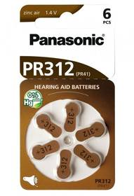 Panasonic PR312, blistr 6ks