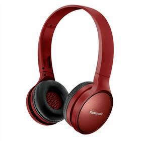 Panasonic RP-HF410BE-R (RP-HF410BE-R) červená