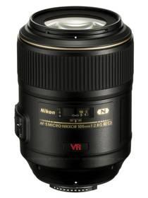 Nikon NIKKOR 105MM F2.8G IF-ED AF-S VR MICRO černý + Doprava zdarma