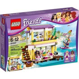 Stavebnice Lego® Friends 41037 Plážový domek Stephanie
