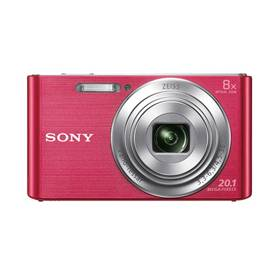 Sony Cyber-shot DSC-W830P růžový + Doprava zdarma