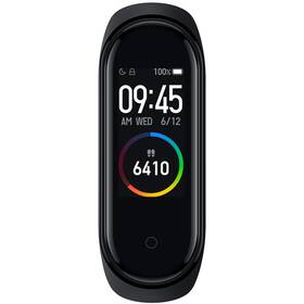 Fitness náramek Xiaomi Mi Band 4 (24493) černý