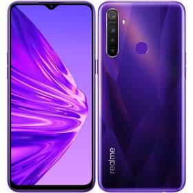 Realme 5 Dual SIM (RMX1911P) fialový