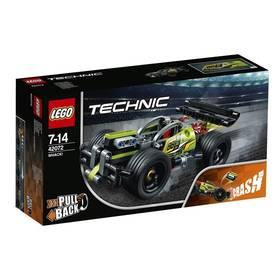 LEGO® TECHNIC® 42072 Zelený závoďák