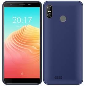 UleFone S9 Pro Dual SIM (ULE000018) modrý SIM s kreditem T-Mobile 200Kč Twist Online Internet (zda