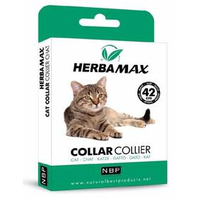 Herba Max Collar Cat antiparazitný 42 cm