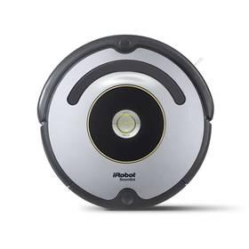 Vysávač robotický iRobot Roomba 616 čierny/strieborný