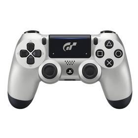 Sony Dual Shock 4 pro PS4 v2 - Gran Turismo Sport edice (PS719851066) + Doprava zdarma