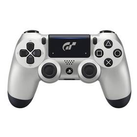 Sony Dual Shock 4 pro PS4 v2 - Gran Turismo Sport edice (PS719851066)