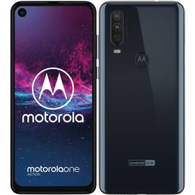 Motorola One Action (PAFY0005PL) modrý