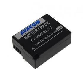 Avacom pro Panasonic DMW-BLC12 Li-ion 7.4V 1200mAh (DIPA-LC12-649)
