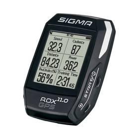 Sigma Rox 11.0 GPS Basic černý + Doprava zdarma