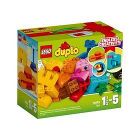 LEGO® DUPLO 10853 Moje první Stavebnice Kreativní box pro stavitele