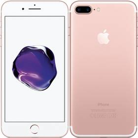 Mobilní telefon Apple iPhone 7 Plus 128 GB - Rose Gold (MN4U2CN/A)