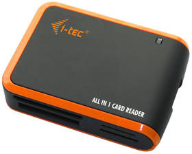 i-tec All in One USB 2.0 (USBALL3-B) čierna
