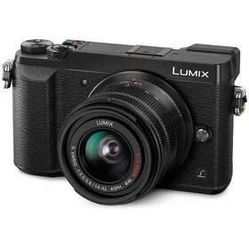 Panasonic Lumix DMC-GX80NEGK + 14-42 mm (DI-4KGX80NK) černý + Doprava zdarma