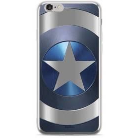 Marvel Captain America pro Huawei P Smart (MPCCAPAM1899) strieborný