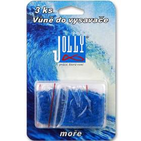 Príslušenstvo k vysávačom Jolly 3043 - vůně do vysavače - moře