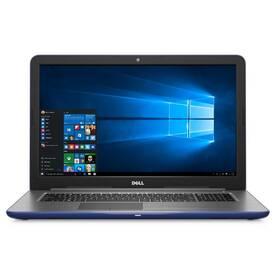 Dell Inspiron 17 5000 (5767) (N-5767-N2-712B) modrý Software F-Secure SAFE 6 měsíců pro 3 zařízení (zdarma) + Doprava zdarma