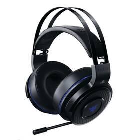 Headset Razer Thresher Ultimate pro PS4 (RZ04-01590100-R3G1) černý/modrý