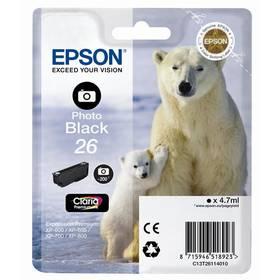 Epson T2611, 200 stran (C13T26114010) černá