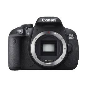 Canon EOS 700D, tělo (8596B023) černý + Doprava zdarma