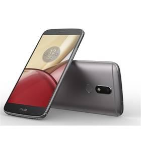 Lenovo Moto M Dual SIM (PA5D0076CZ) šedý SIM s kreditem T-Mobile 200Kč Twist Online Internet (zdarma)Software F-Secure SAFE 6 měsíců pro 3 zařízení (zdarma) + Doprava zdarma