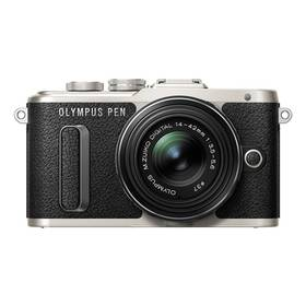 Olympus PEN E-PL8 černý + Doprava zdarma