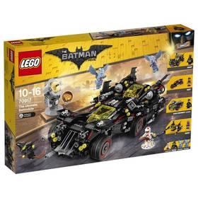 LEGO® BATMAN MOVIE 70917 Úžasný Batmobil + Doprava zdarma