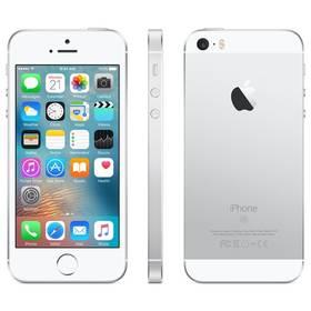 Apple iPhone SE 128 GB - Silver (MP872CS/A) Software F-Secure SAFE, 3 zařízení / 6 měsíců (zdarma) + Doprava zdarma