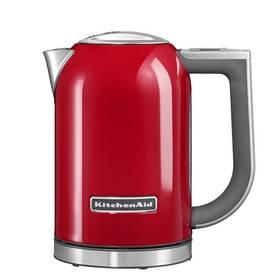 Rýchlovarná kanvica KitchenAid P2 5KEK1722EER červená farba